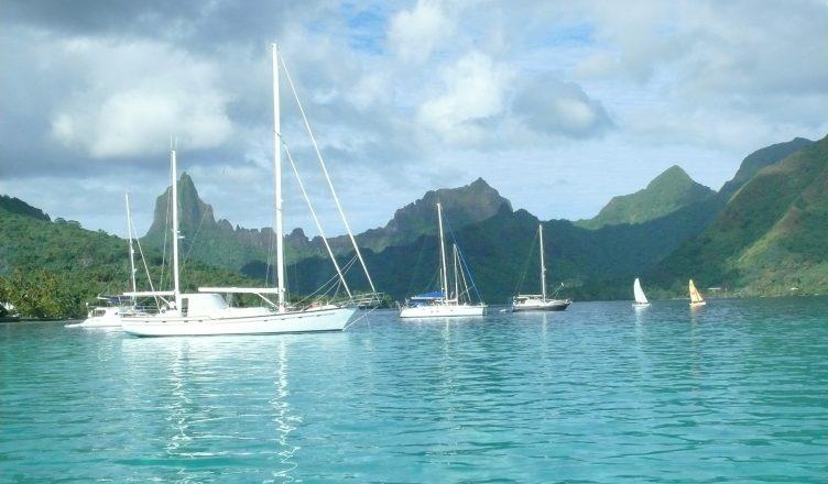 Zeilen Tahiti